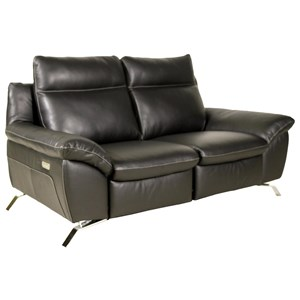 Natuzzi Editions B943 Reclining Loveseat