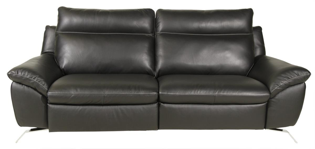Natuzzi Editions Orlando Power Reclining Sofa - Item Number: B943-446