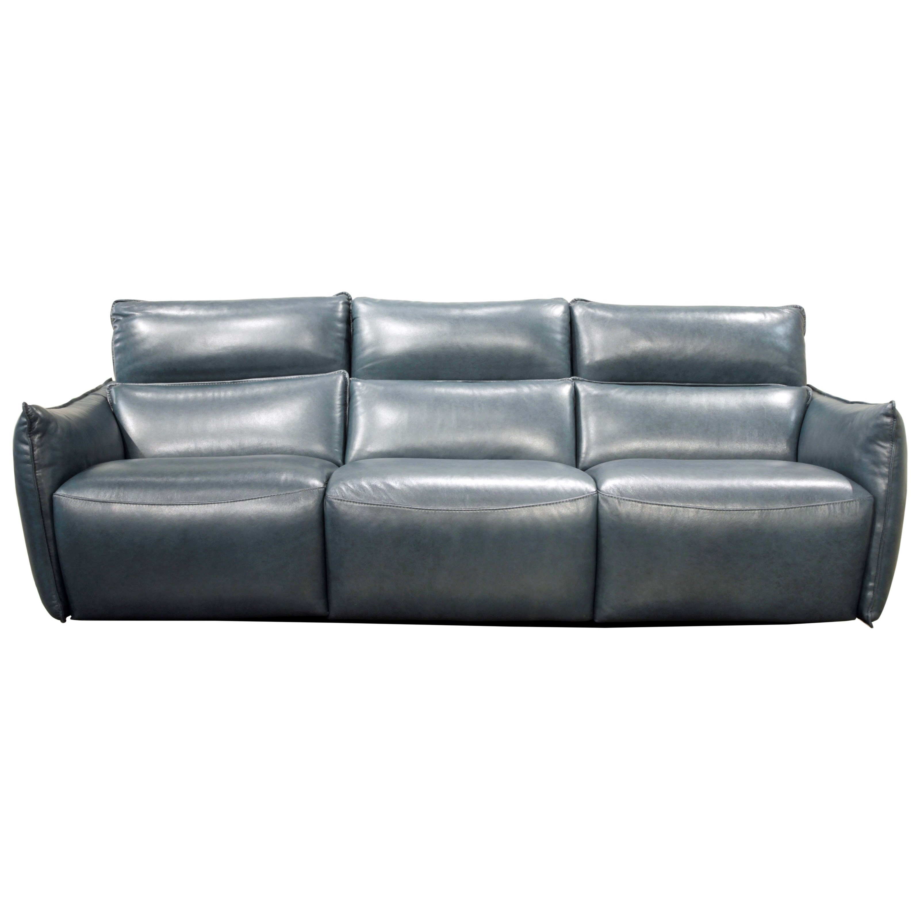 Natuzzi Editions Stupore Power Reclining Sectional - Item Number: C027-400+352+402-151L