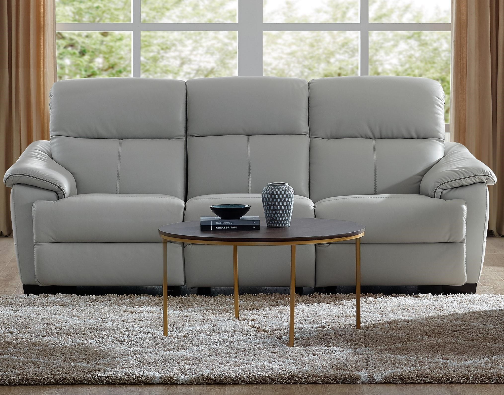 Wall Hugger Power Reclining Sofa
