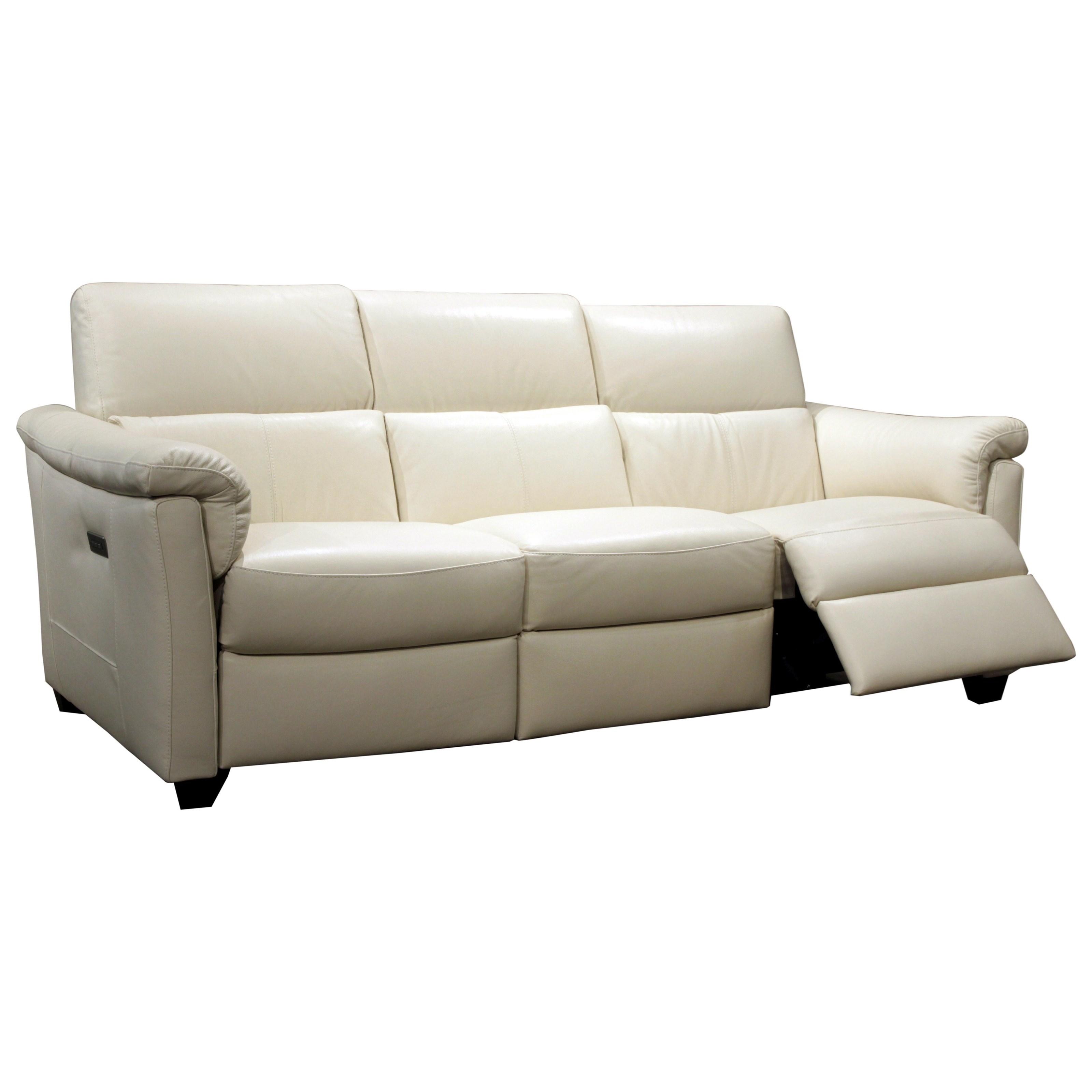 Natuzzi Editions Astuzia Power Reclining Sofa Abode