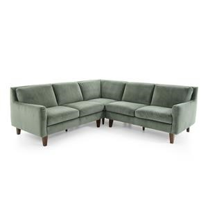 Natuzzi Editions Catullo 3 Pc Sectional Sofa