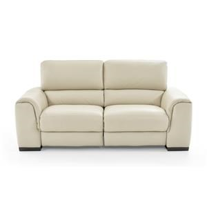 Natuzzi Editions Davide Power Reclining Loveseat