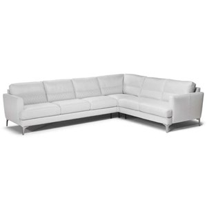 Natuzzi Editions Donatello Sectional Sofa
