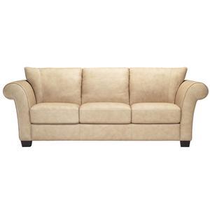 Italsofa Leather Chair Loop Sofa