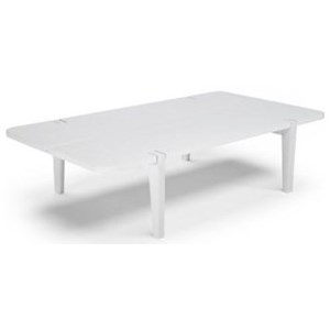 Natuzzi Editions Merlot Coffee Table