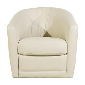 Natuzzi Editions Romano Swivel Chair