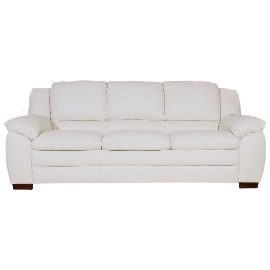 Natuzzi Editions Prudenza Sofa - Item Number: A450-064-10BL
