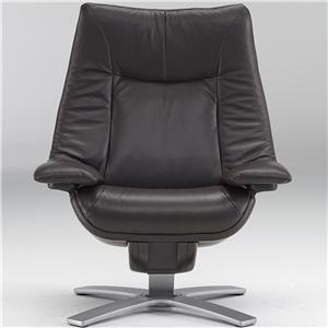 Natuzzi Re-vive 603 Model Uph Recliner Chair