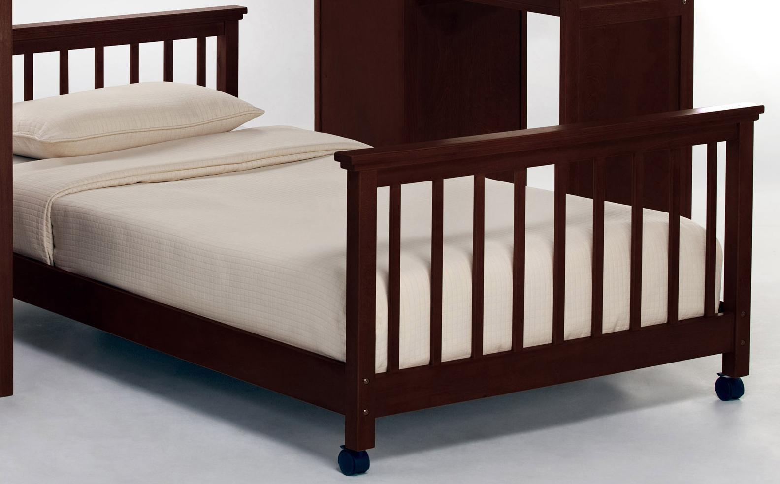 NE Kids School House Twin Lower Stair Loft Bed - Item Number: 4090-LWB-TW