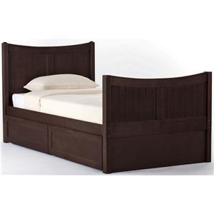 NE Kids School House Twin Taylor Bed