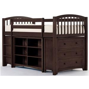 NE Kids School House Junior Loft Bed