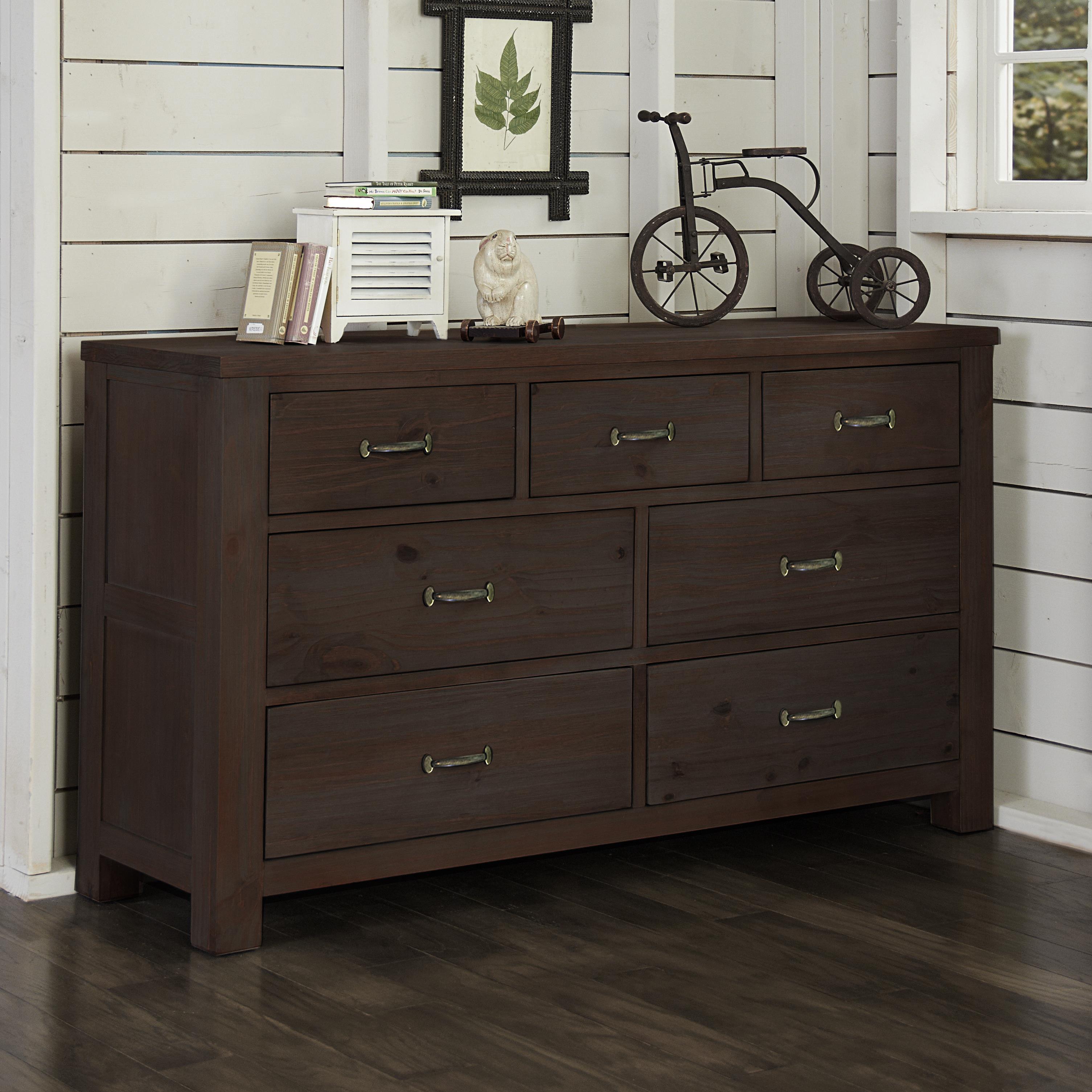 NE Kids Highlands Dresser - Item Number: 11500