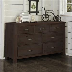 NE Kids Highlands Dresser
