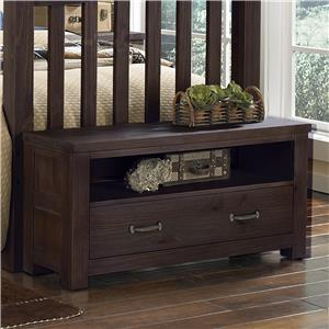 NE Kids Highlands Dressing Bench