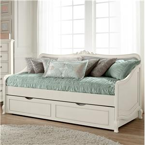 NE Kids Kensington Elizabeth Daybed with Trundle