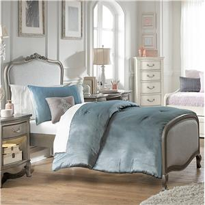 NE Kids Kensington Twin Katherine Bed