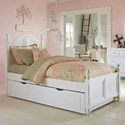 NE Kids Lake House Twin Bed and Trundle - Item Number: 1010N+1570