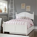 NE Kids Lake House Full Bed with Trundle - Item Number: 1015N+1570