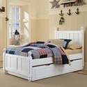 NE Kids Lake House Twin Bed and Trundle - Item Number: 1020N+1570