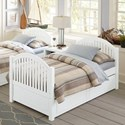 NE Kids Lake House Adrian Twin Bed + Trundle - Item Number: 1030N+1570