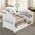 NE Kids Lake House Adrian Twin Bed + Storage - Item Number: 1030N+1580
