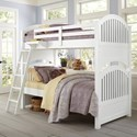 NE Kids Lake House Adrian Twin over Twin Bunk - Item Number: 1031N+1590