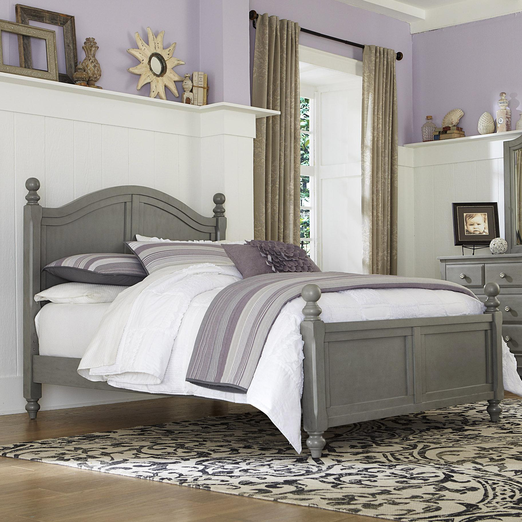 NE Kids Lake House Full Bed with Arched Headboard | Wayside ...
