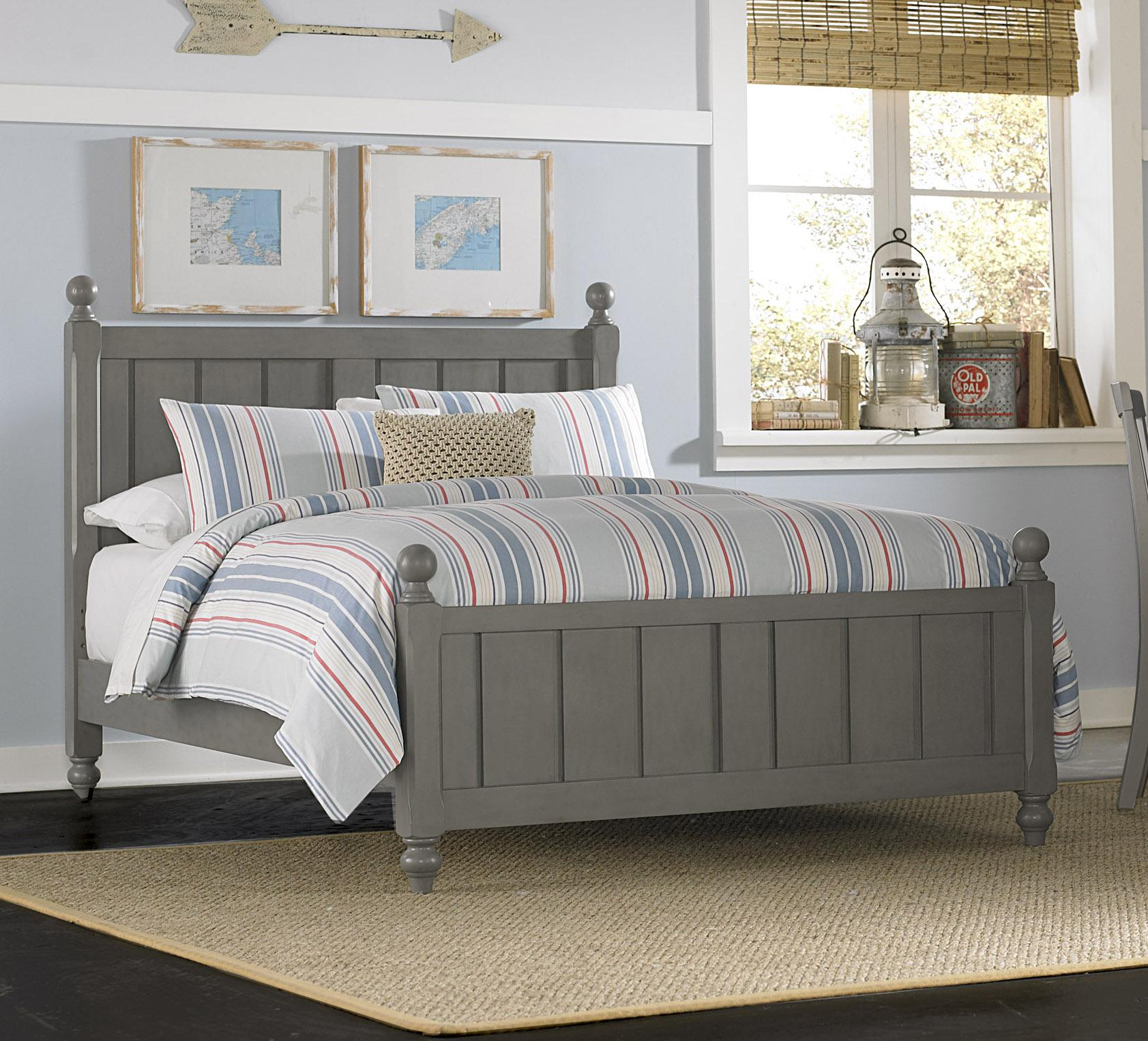 NE Kids Lake House Full Kennedy (Panel) Bed - Item Number: 2025