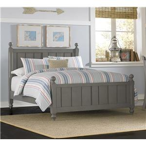 NE Kids Lake House Full Kennedy (Panel) Bed