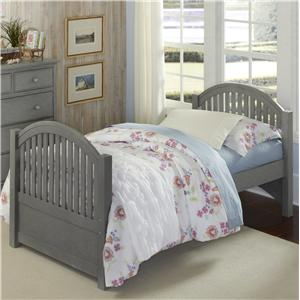 NE Kids Lake House Adrian Twin Bed