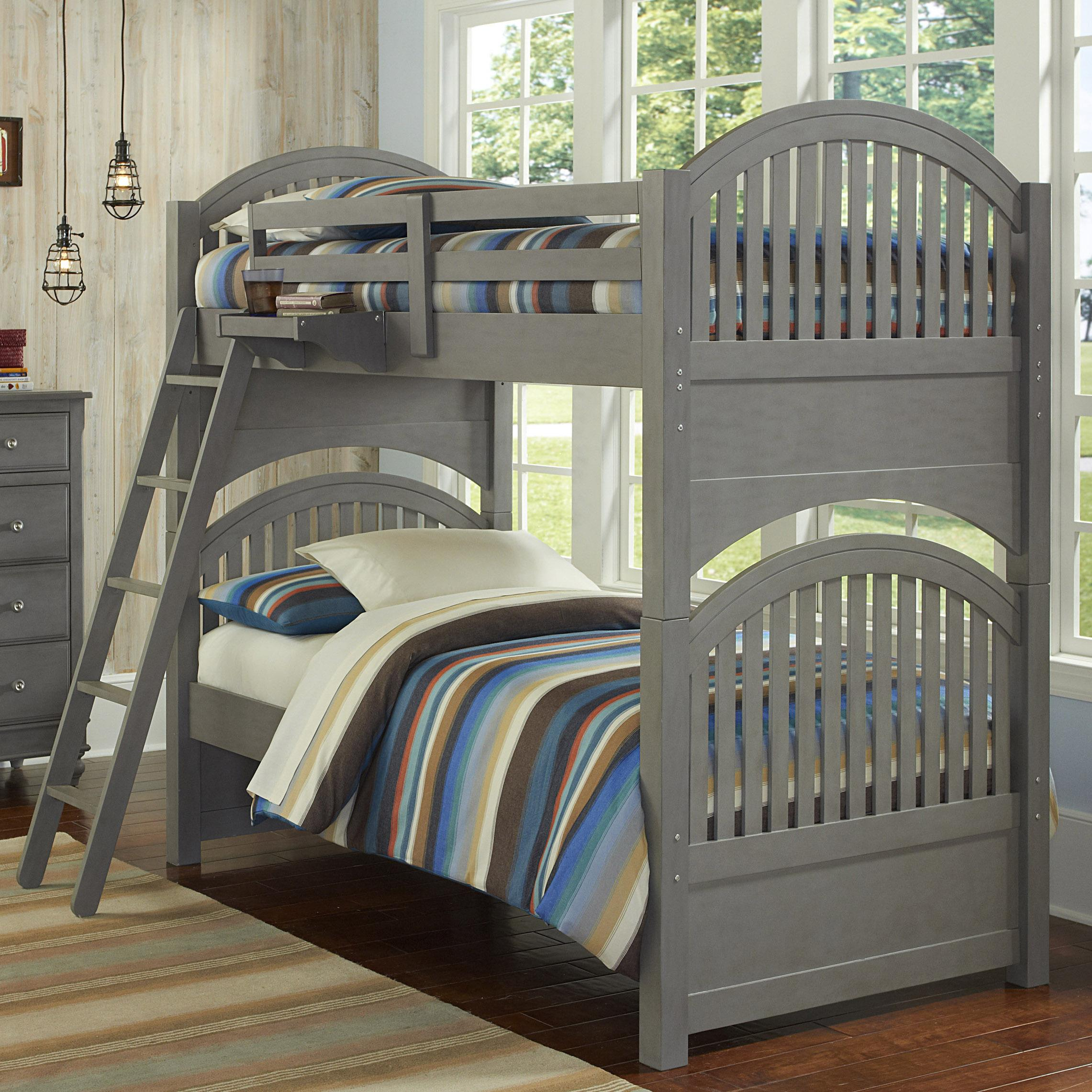 NE Kids Lake House Adrian Twin over Twin Bunk - Item Number: 2031