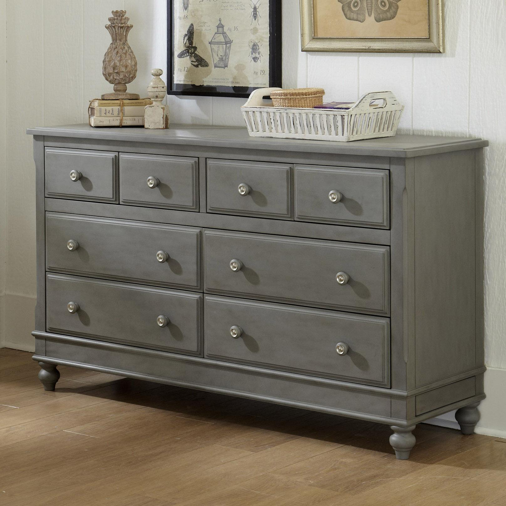 gray rustic weathered wood accent image cottage itm country dresser is chest loading