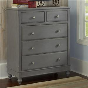 NE Kids Lake House 5 Drawer Chest
