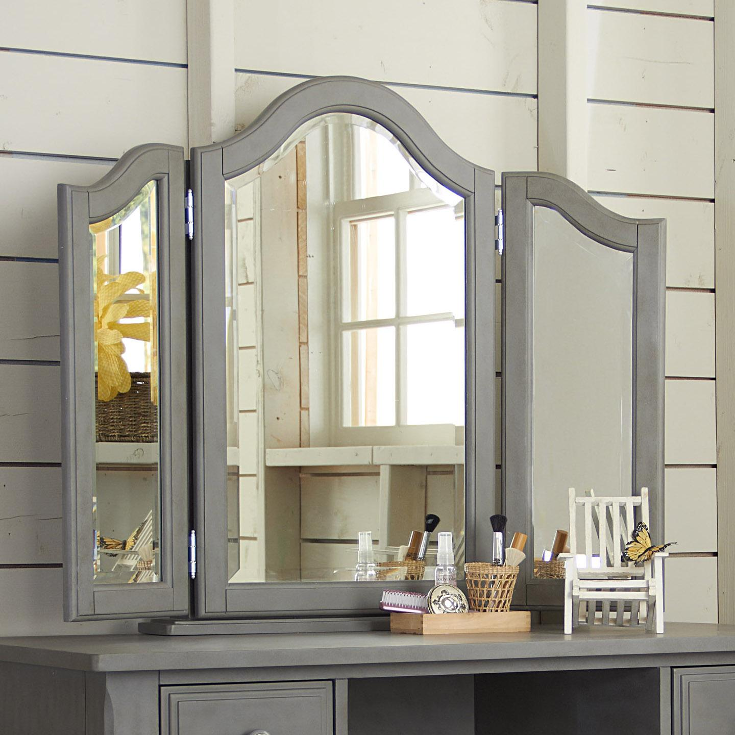 Lake House Vanity Jewelry Mirror by NE Kids at Stoney Creek Furniture