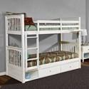 NE Kids Pulse Bunk Bed with Storage - Item Number: 33040N+33570
