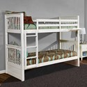 NE Kids Pulse Twin Over Twin Bunk Bed - Item Number: 33040N