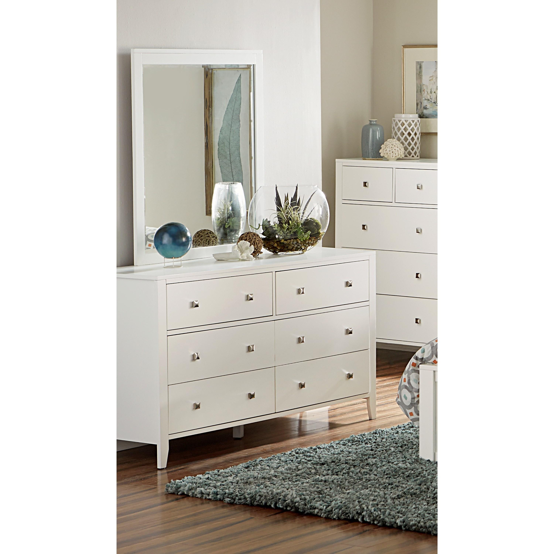 Bedroom Heater Bedroom Sets Mirror Youth Bedroom Sets For Boys Girly Bedroom Door Signs: NE Kids Pulse 33510 Dresser Mirror With Frame