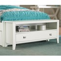 NE Kids Pulse Dressing Bench - Item Number: 33560
