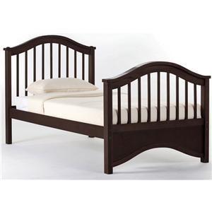 NE Kids School House Twin Jordan Bed