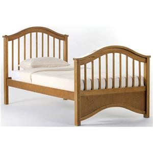NE Kids School House Twin Jordan Bed