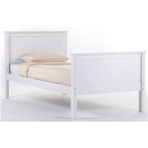 NE Kids School House Twin Casey Bed