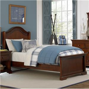 NE Kids Walnut Street Twin Morgan Bed