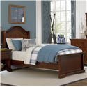 NE Kids Walnut Street Twin Morgan Bed - Item Number: 9010