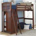 NE Kids Walnut Street Locker Loft - Item Number: 9060
