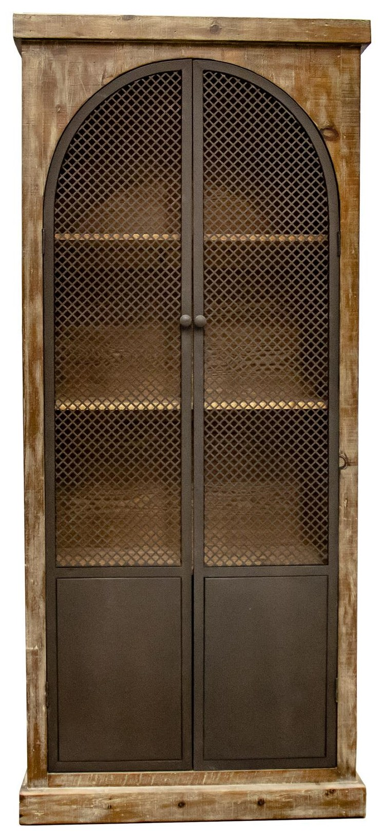 Arch Cabinet