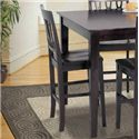 New Classic Abbie 5 Piece Table and Chairs - Chair