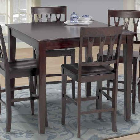 New Classic Abbie Counter Dining Table - Item Number: 0640-012
