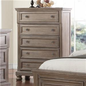 New Classic Allegra Chest of Drawers