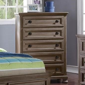 Allegra Chest by New Classic at Darvin Furniture